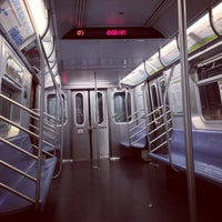 Photo taken at MTA Subway - F Train by christian svanes k. on 5/26/2013