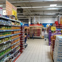 Photo taken at Carrefour by Bogdan T. on 5/27/2013