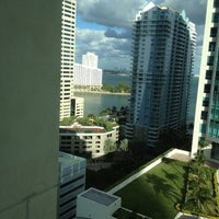 Photo taken at JW Marriott Hotel Miami by Heather B. on 2/1/2013