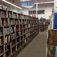 Photo taken at Edward McKay Used Books & More by Jose M. on 11/21/2012