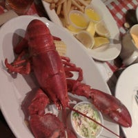 Photo taken at Old Port Lobster Shack by cisco p. on 1/13/2013