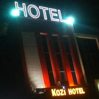 Photo taken at Kozi Hotels by muzammil i. on 10/30/2015