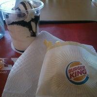 Photo taken at Burger King by ★Melanie ★. on 11/11/2012