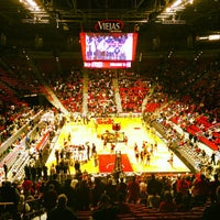 Photo taken at Viejas Arena by Kevin S. on 11/14/2012