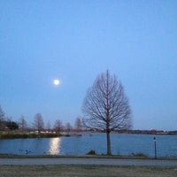 Photo taken at White Rock Lake by Kat T. on 2/25/2013