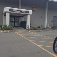 Photo taken at UPS Customer Center by Mike P. on 8/17/2013