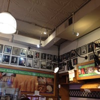Photo taken at Wagshal's Deli by Ivan P. on 6/20/2013