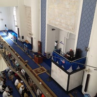 Photo taken at Masjid UNITEN by Shukri H. on 6/21/2013