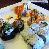 Photo taken at Mikado Steak House & Sushi Bar by Michael S. on 8/4/2013