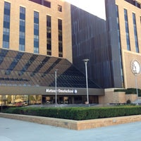 Photo taken at Mutual of Omaha Bank by Leonesco H. on 10/14/2012