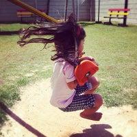 Photo taken at Playground - Condominio Morumbi Park by FranHaydin on 11/17/2012