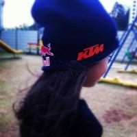 Photo taken at Playground - Condominio Morumbi Park by FranHaydin on 9/29/2012