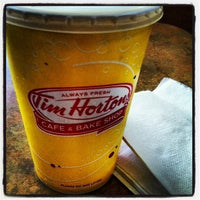 Photo taken at Tim Hortons by Tim S. on 5/29/2013