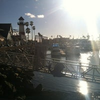 Photo taken at Harbor Fish and Chips by bella w. on 3/9/2013