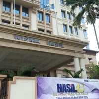 Photo taken at Lembaga Hasil Dalam Negeri Malaysia by Fatemah A. on 3/12/2014