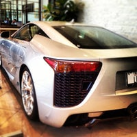 Photo taken at Lexus of Austin by Used Car Ricky on 5/16/2013