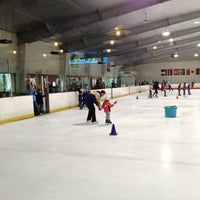 Photo taken at Pickwick Ice Center by Jeanie D. on 2/16/2013