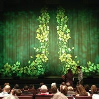 Photo taken at The Craterian Theater at The Collier Center for the Performing Arts by Aaron H. on 3/14/2013