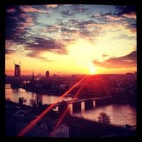 Photo taken at Adina Apartment Hotel Frankfurt Neue Oper by Bjoern E. on 2/20/2013