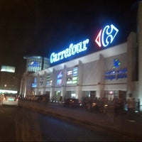 Photo taken at Carrefour كارفور by Lily F. on 10/13/2012