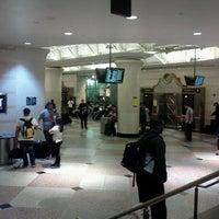 Photo taken at NJ Transit Waiting Area by Jude B. on 10/6/2012