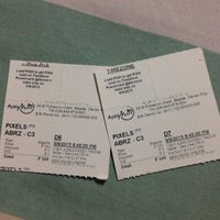 Photo taken at Cinema 3 by Lacely June Cafe E. on 9/6/2015