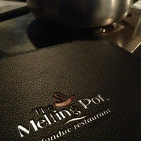 Photo taken at The Melting Pot by Beth J. on 12/31/2012