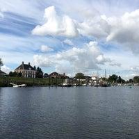 Photo taken at Veerdienst Aalst - Veen by Anneke on 10/8/2016