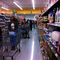 Photo taken at Walmart Supercenter by CurlyReneeT on 11/23/2012