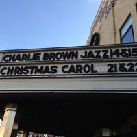 Photo taken at Carroll Arts Center by Shay S. on 12/15/2012