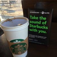 Photo taken at Starbucks by Austin L. on 2/11/2016