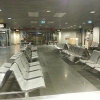 Photo taken at RIX | Terminal D by Anastasia K. on 4/18/2013