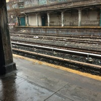 Photo taken at MTA Subway - 20th Ave (N) by Jeniver Z. on 2/23/2013