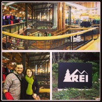 Photo taken at REI by Steven C. on 4/13/2013