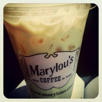 Photo taken at Marylou's Coffee by L C. on 12/29/2012