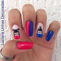 Photo taken at Luciana Manicure - Unhas Decoradas by Belle S. on 12/14/2013