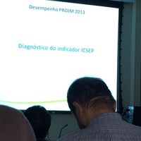 Photo taken at Petrobras by Denyson d. on 12/19/2013