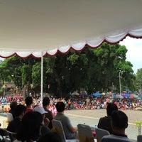 Photo taken at Lapangan Astina by Gede B. on 8/9/2015