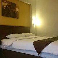 Photo taken at Aston Tanjung City Hotel by Novyanto K. on 3/2/2016