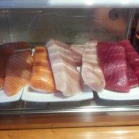 Photo taken at Nikai Sushi by Caleb on 7/9/2013