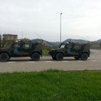 Photo taken at Area di Servizio Drove Ovest by edoardo p. on 11/25/2014
