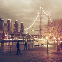 Photo taken at Puerto Madero by Stephanie M. on 6/18/2013