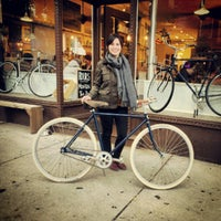 Photo taken at Heritage Bicycles by Heritage B. on 9/18/2012