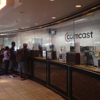 Photo taken at Comcast by Josh F. on 7/16/2013