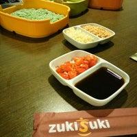 Photo taken at Zuki Suki by eriko u. on 5/7/2016