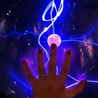 Photo taken at TRAX Planetarium by Mandy G. on 11/17/2012