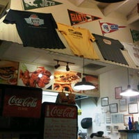 Photo taken at Granite's Famous Cheesesteaks & Wings by Mesh-kers on 10/27/2012