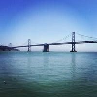 Photo taken at San Francisco-Oakland Bay Bridge by Addie J. on 5/14/2013