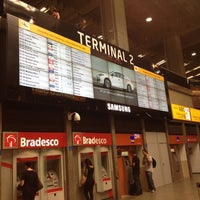 Photo taken at Terminal 2 (TPS2) by Bruno R. on 12/1/2012