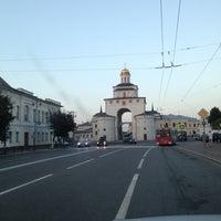 Photo taken at Владимир by Alexandr K. on 8/7/2013